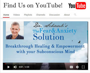 Dr. Friedemann Schaub The Fear and Anxiety Solution